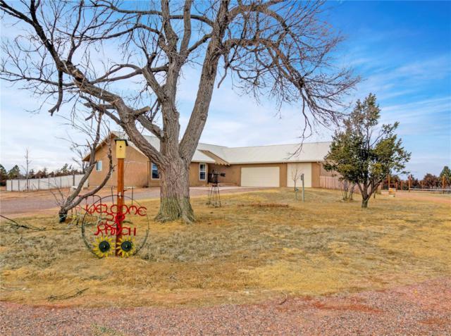 13550 Berridge Road, Calhan, CO 80808 (MLS #4425407) :: 8z Real Estate