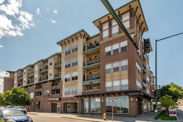 1441 Central Street #505, Denver, CO 80211 (#4425654) :: RazrGroup