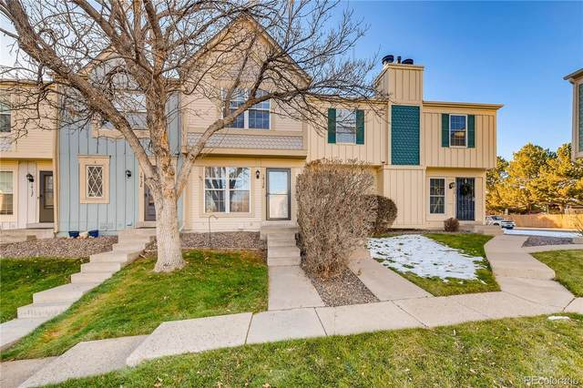 1612 S Idalia Circle H, Aurora, CO 80017 (#4425809) :: The Harling Team @ Homesmart Realty Group