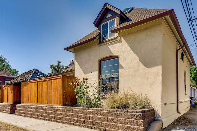 319 E Exposition Avenue, Denver, CO 80209 (MLS #4426296) :: Clare Day with Keller Williams Advantage Realty LLC