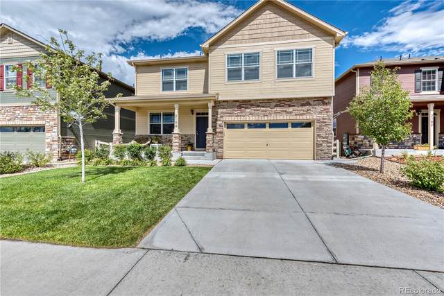 2194 Shadow Creek Drive, Castle Rock, CO 80104 (#4426667) :: The Gilbert Group