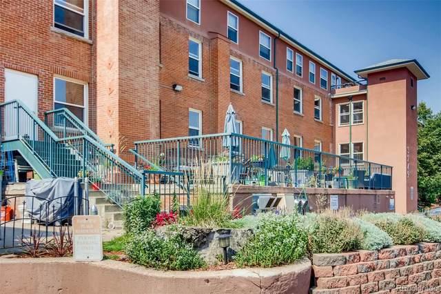 3249 W Fairview Place #103, Denver, CO 80211 (MLS #4427162) :: 8z Real Estate