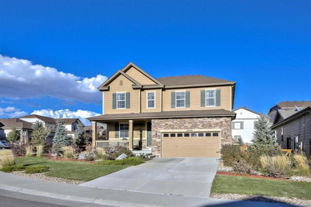 22350 E Chenango Drive, Aurora, CO 80015 (#4427234) :: The Dixon Group