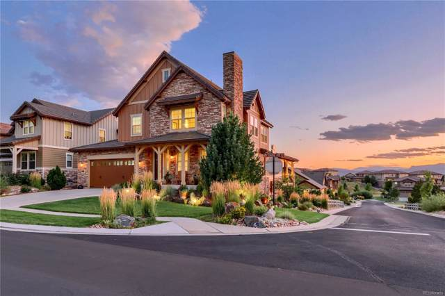 10705 Sundial Rim Road, Highlands Ranch, CO 80126 (#4427472) :: The Heyl Group at Keller Williams
