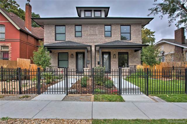 1623 Gaylord Street, Denver, CO 80206 (#4427511) :: HomeSmart