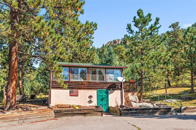 26029 Edelweiss Circle, Evergreen, CO 80439 (MLS #4427578) :: Kittle Real Estate