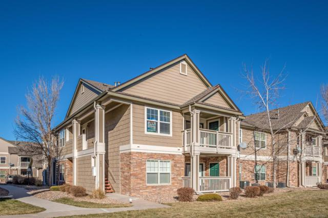 4385 S Balsam Street 8-203, Littleton, CO 80123 (#4427645) :: The HomeSmiths Team - Keller Williams