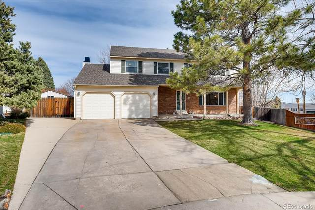 7051 S Glencoe Court, Centennial, CO 80122 (MLS #4427709) :: 8z Real Estate
