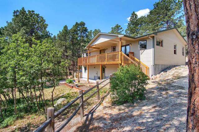 1465 Stella Drive, Colorado Springs, CO 80921 (#4427795) :: My Home Team