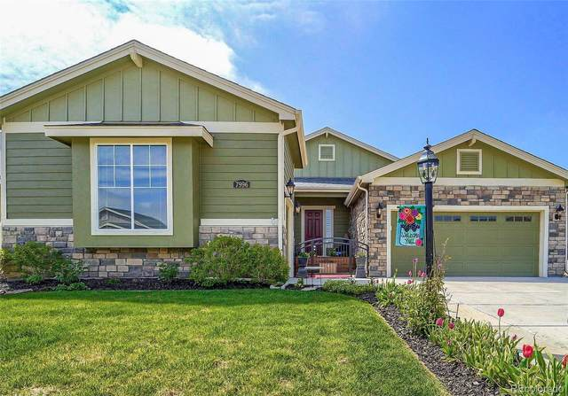 7996 E 149th Place, Thornton, CO 80602 (MLS #4428115) :: Kittle Real Estate