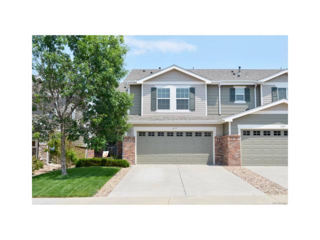 6195 Turnstone Place, Castle Rock, CO 80104 (MLS #4428391) :: 8z Real Estate