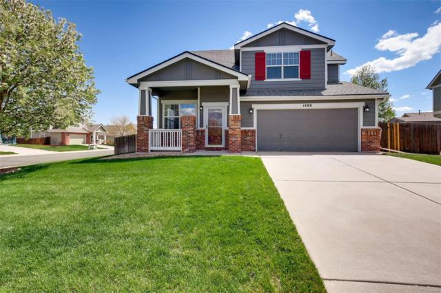 1488 N Stratton Avenue, Castle Rock, CO 80104 (#4428434) :: The Heyl Group at Keller Williams