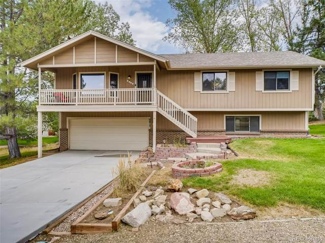 6413 Mountain View Drive, Parker, CO 80134 (MLS #4428680) :: 8z Real Estate
