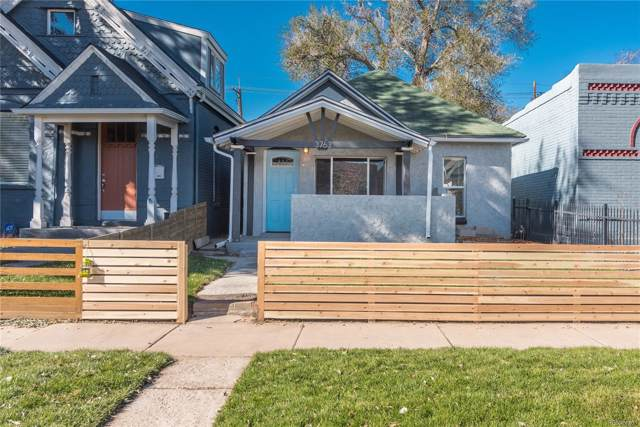 3763 N High Street, Denver, CO 80205 (MLS #4429156) :: 8z Real Estate