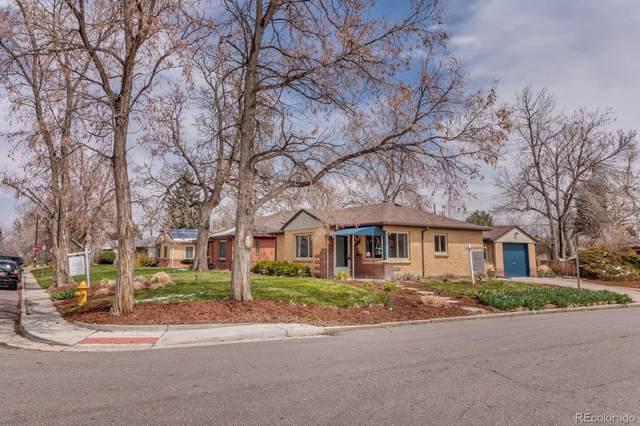 1600 Quince Street, Denver, CO 80220 (#4429477) :: HomeSmart