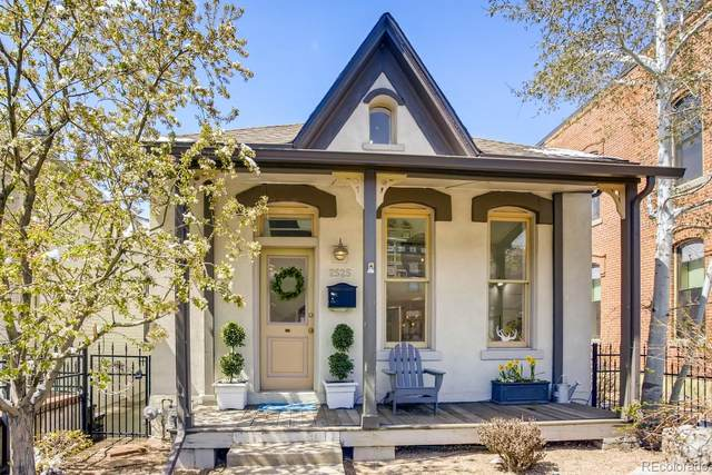 2525 Curtis Street, Denver, CO 80205 (#4429658) :: Wisdom Real Estate