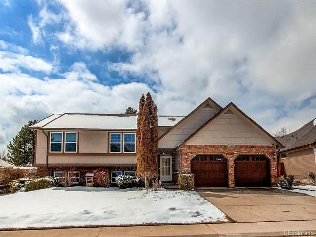5427 S Taft Street, Littleton, CO 80127 (#4430037) :: Finch & Gable Real Estate Co.