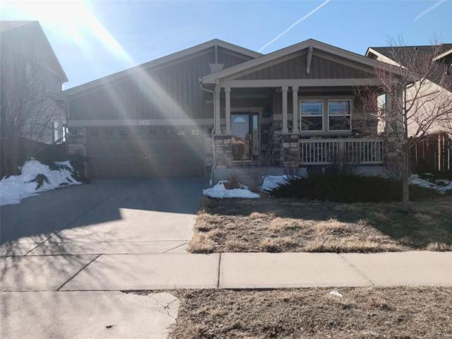 259 N Irvington Street, Aurora, CO 80018 (MLS #4430081) :: 8z Real Estate
