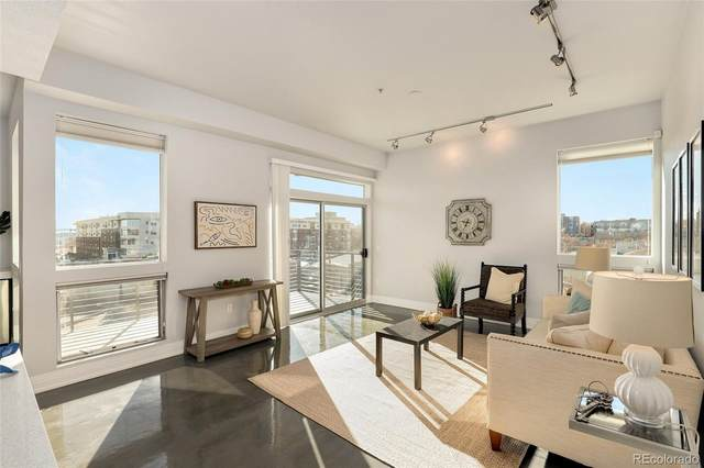 2460 W 29th Avenue #303, Denver, CO 80211 (#4430135) :: The Colorado Foothills Team | Berkshire Hathaway Elevated Living Real Estate