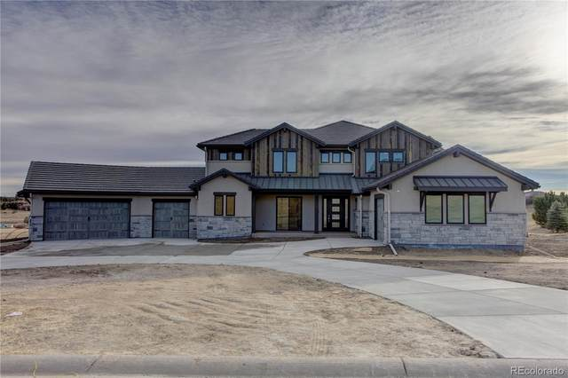 1551 Waverton Ranch Road, Castle Rock, CO 80109 (#4430276) :: Keller Williams Action Realty LLC