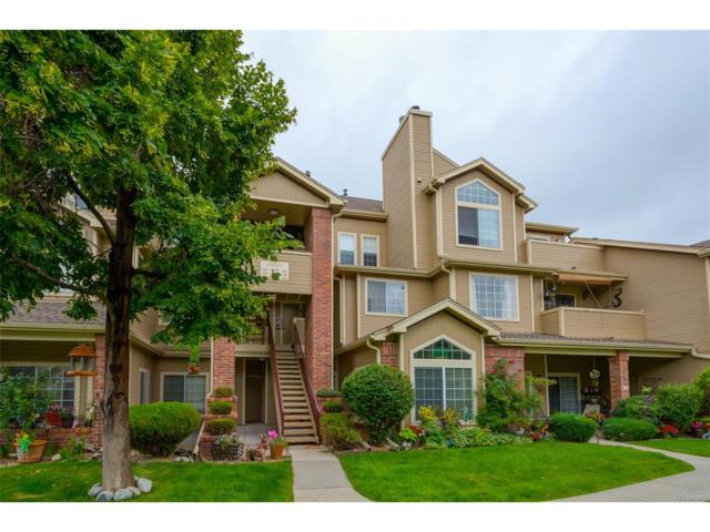4760 S Wadsworth Boulevard E204, Littleton, CO 80123 (MLS #4430445) :: 8z Real Estate