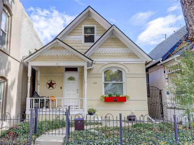 80 Washington Street, Denver, CO 80203 (#4430479) :: Wisdom Real Estate