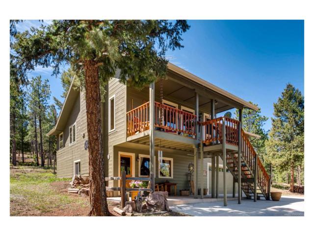 111 Nova Lane, Pine, CO 80470 (MLS #4430661) :: 8z Real Estate
