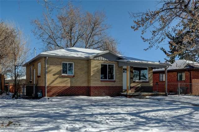 3328 Magnolia Street, Denver, CO 80207 (#4430836) :: Wisdom Real Estate