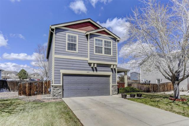 4205 E 94th Place, Thornton, CO 80229 (#4431437) :: The Pete Cook Home Group