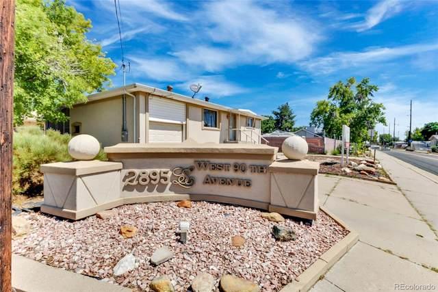 2895 W 90th Avenue, Federal Heights, CO 80260 (#4431704) :: Venterra Real Estate LLC