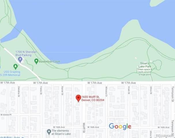 1655 Wolff Street, Denver, CO 80204 (#4431870) :: Venterra Real Estate LLC