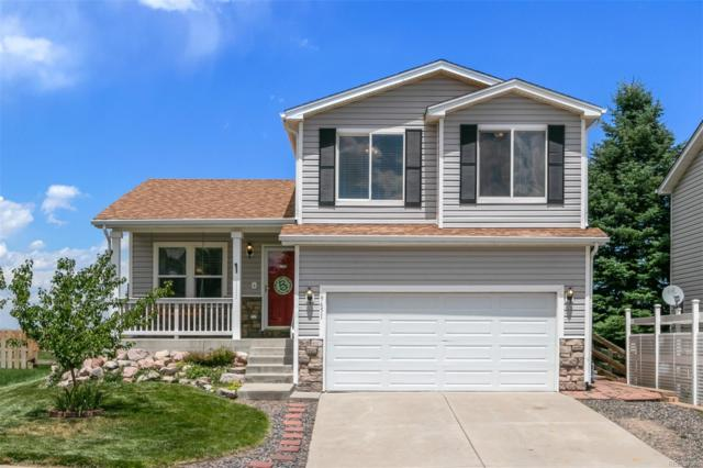 9651 Bighorn Way, Littleton, CO 80125 (MLS #4432444) :: 8z Real Estate