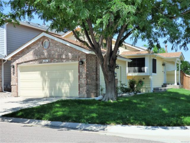 451 Chiswick Circle, Highlands Ranch, CO 80126 (MLS #4432549) :: 8z Real Estate