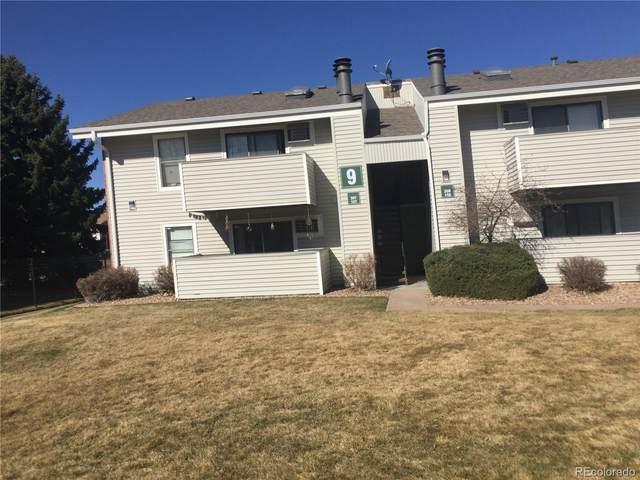 10150 E Virginia Avenue 9-201, Denver, CO 80247 (#4432740) :: Re/Max Structure