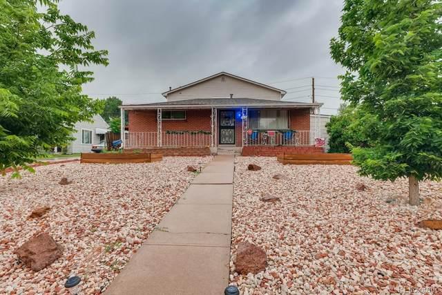 2020 S Fox Street, Denver, CO 80223 (#4432756) :: Finch & Gable Real Estate Co.