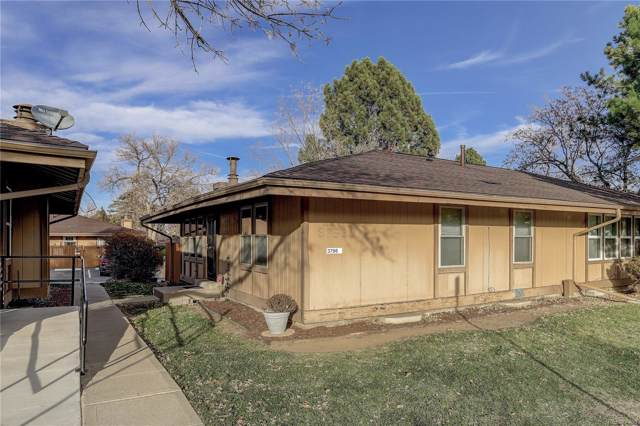 3796 S Fairplay Way, Aurora, CO 80014 (#4433233) :: Bring Home Denver with Keller Williams Downtown Realty LLC