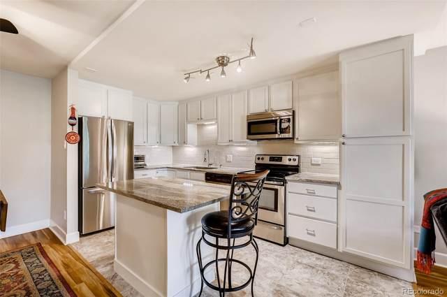 9625 E Center Avenue 3A, Denver, CO 80247 (#4433371) :: Finch & Gable Real Estate Co.