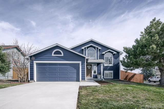 5361 E Holcomb Street, Castle Rock, CO 80104 (MLS #4433451) :: 8z Real Estate