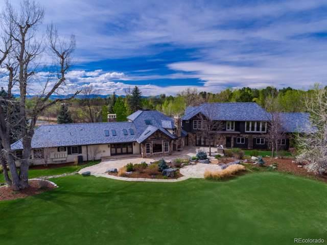 1 Cantitoe Lane, Cherry Hills Village, CO 80113 (#4433554) :: Real Estate Professionals