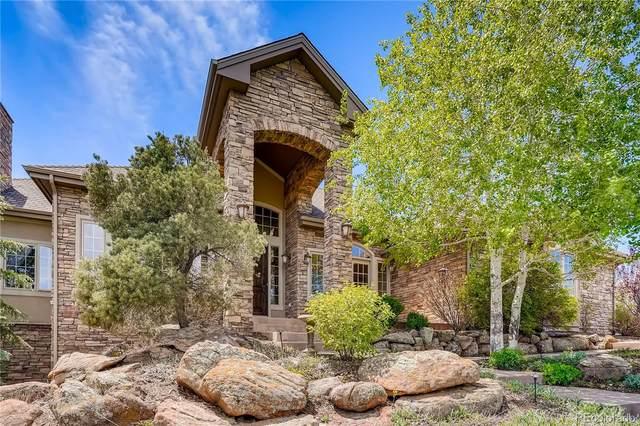 6130 Crowfoot Valley Road, Parker, CO 80134 (MLS #4434246) :: Find Colorado