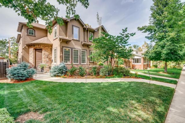 727 S Clarkson Street, Denver, CO 80209 (#4434472) :: My Home Team