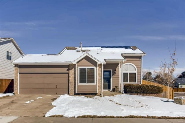 5397 Spruce Avenue, Castle Rock, CO 80104 (#4434656) :: The Heyl Group at Keller Williams