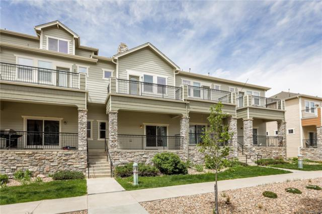 11250 Florence Street 13C, Commerce City, CO 80640 (#4435048) :: The DeGrood Team