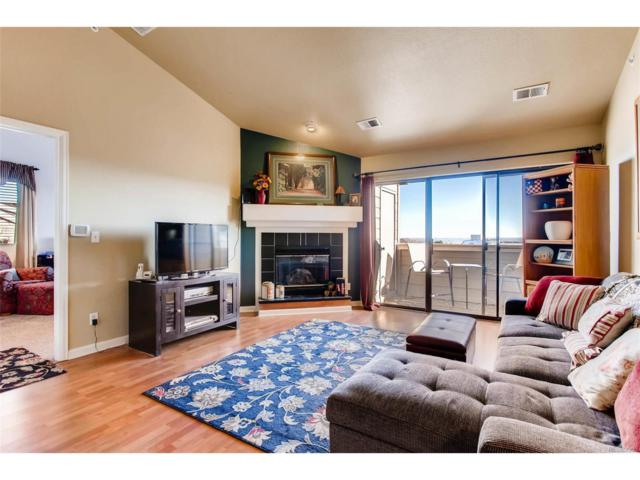 7448 S Alkire Street #305, Littleton, CO 80127 (#4435075) :: The Sold By Simmons Team