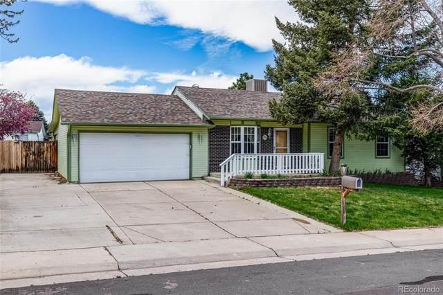 2257 S Laredo Street, Aurora, CO 80013 (#4435140) :: Mile High Luxury Real Estate