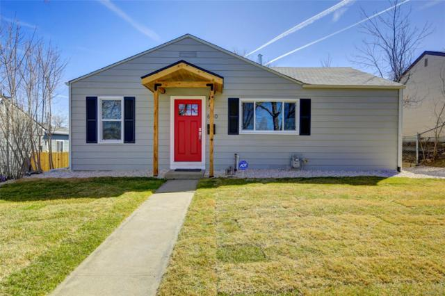 660 Tennyson Street, Denver, CO 80204 (#4435261) :: House Hunters Colorado