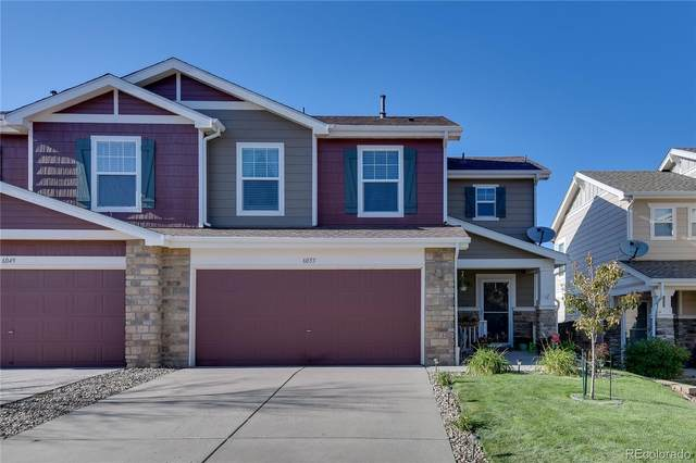 6055 Raleigh Circle, Castle Rock, CO 80104 (MLS #4435322) :: Bliss Realty Group
