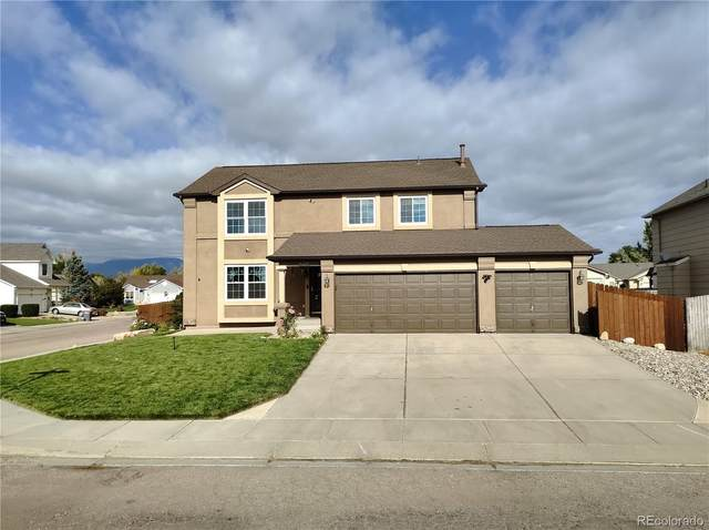 859 S Candlestar Loop, Fountain, CO 80817 (#4435448) :: Finch & Gable Real Estate Co.