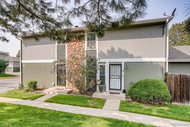 10001 E Evans Avenue 58D, Denver, CO 80247 (#4435537) :: Bring Home Denver with Keller Williams Downtown Realty LLC