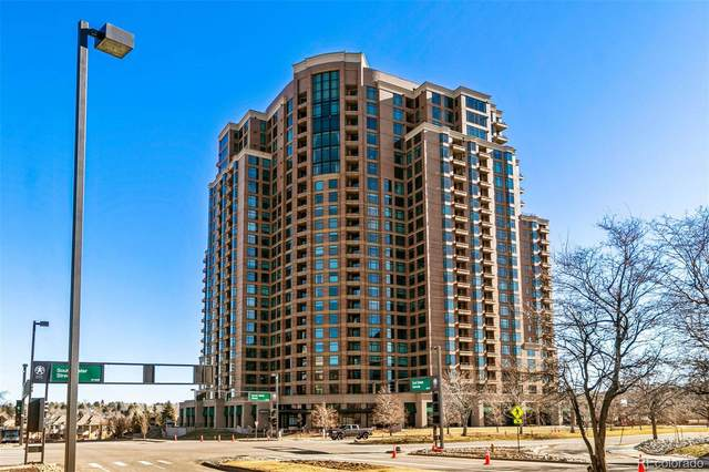 8100 E Union Avenue #511, Denver, CO 80237 (MLS #4435545) :: Keller Williams Realty